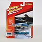 Johnny Lightning Johnny Lightning 1968 Mercury Cougar XR7-G Teal Classic Gold 2017 Series Release 1 1:64 Scale Diecast Model Car
