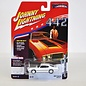Johnny Lightning Johnny Lightning 1970 Olds Cutlass SW-31 White Muscle Cars USA 2017 Series Release 1 1:64 Scale Diecast Model Car