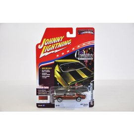Johnny Lightning Johnny Lightning 1970 Chevy Camaro Z28 Brown Muscle Cars USA 2017 Series Release 1 1:64 Scale Diecast Model Car