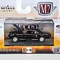 M2 Machines M2 Machines 1968 Pontiac Firebird Sprint Black Detroit Muscle Release 37 1:64 Scale Diecast Model Car