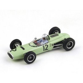 Spark Models Spark Lotus 24 Monaco Grand Prix GP 1963 Jim Hall #12 1:43 Scale Diecast Model Car