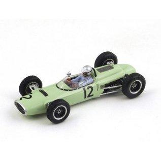 Spark Models Spark Lotus 24 Monaco Grand Prix GP 1963 Jim Hall #12 1:43 Scale Diecast Model Car