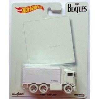 Hot Wheels Mattel Hot Wheels The Beatles Pop Culture Hiway Hauler 1:64 Scale Diecast Model Car