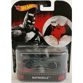 Hot Wheels Mattel Hot Wheels Batmobile Batman Vs. Superman Retro Entertainment Series 1:64 Scale Diecast Model Car