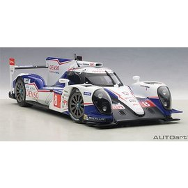 Auto Art Auto Art Toyota TS040 Hybrid Le Mans 24 Hours 2014 Drivers Champion 1:18 Scale Diecast And Resin Model Car
