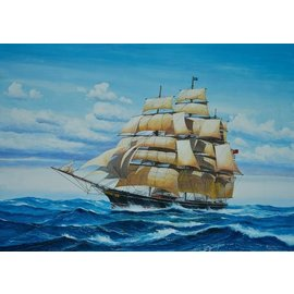 Revell Revell Cutty Sark 1:96 Scale Plastic Model Ship Kit