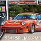 Revell Revell Porsche 934 RSR Jagermeister #53 1:24 Scale Plastic Model Kit