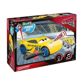 Revell-Monogram RMX Revell CARS Cruz Ramirez Junior Kit Plastic Model Assembly Kit