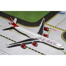 Gemini Jets Gemini Jets Virgin Atlantic Airbus A340-600 1:400 Scale Diecast Model Airplane