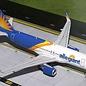 Gemini Jets Gemini Jets Allegiant Air Airbus A320 1:200 Scale Diecast Model Airplane