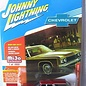 Johnny Lightning Johnny Lightning 1973 Chevy Caprice Estate Wagon Red 2017 Series MiJo Exclusive 1:64 Scale Diecast Model Car