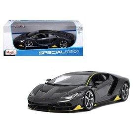 Maisto Maisto Lamborghini Centenario Gray 1:18 Scale Diecast Model Car