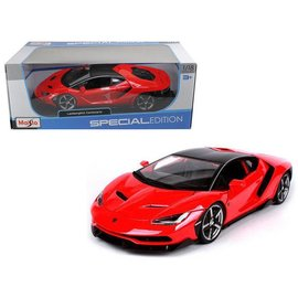 Maisto Maisto Lamborghini Centenario Red 1:18 Scale Diecast Model Car