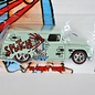 Hot Wheels Hot Wheels 1955 Chevy Panel Green Mad Magazine Pop Culture Series 1:64 Scale Diecast Model Car
