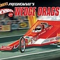 AMT AMT Don The Snake Prudhomme's Hot Wheels Coca Cola Wedge Dragster 1:25 Scale Plastic Model Kit