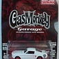 Greenlight Collectibles Greenlight 1965 Ford Mustang Fastback White Gas Monkey Garage MiJo Exclusive 1:64 Scale Diecast Model Car