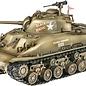 "Revell-Monogram RMX Revell M4 Sherman Tank ""Black Magic"" 1:35 Scale Plastic Model Kit"