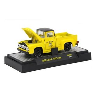 M2 Machines M2 Machines 1956 Ford F-100 Truck Mooneyes MiJo Exclusive 1:64 Scale Diecast Model Car
