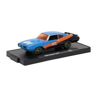 M2 Machines M2 Machines 1969 Pontiac GTO NOS Auto Drivers Series Release 44 1:64 Scale Diecast Model Car