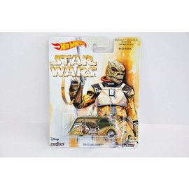Hot Wheels Hot Wheels Deco Delivery Star Wars Bossk Bounty Hunter Series 1:64 Scale Diecast Model Car