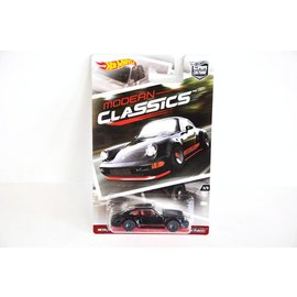 Mattel Hot Wheels Porsche 964 Black Modern Classics 1:64 Scale Diecast Model Car