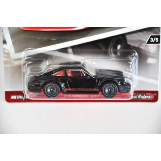 Mattel Hot Wheels Porsche 964 Black Modern Classics 1:64 Scale Diecast Model Car