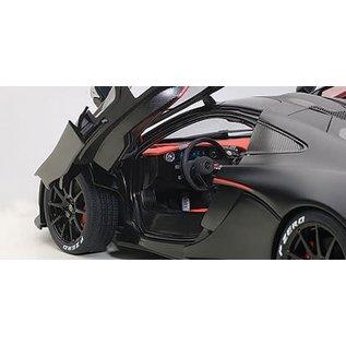Auto Art Auto Art McLaren P1 Matt Black 1:18 Scale Composite Scale Model Car