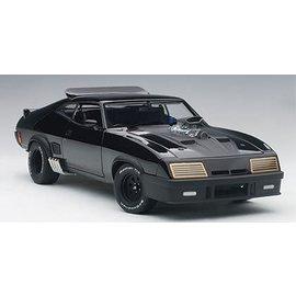 Auto Art Auto Art Ford XB Falcon Tuned Version Mad Max Black Interceptor 1:18 Scale Diecast Model Car