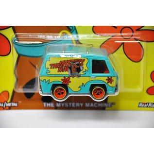 Hot Wheels Hot Wheels The Mystery Machine Green Pop Culture Series 1:64 Scale Diecast Model Car