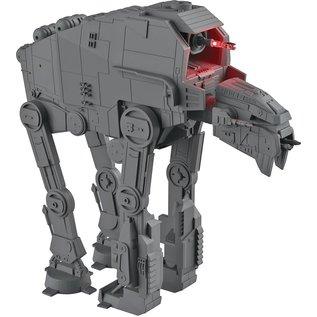 Revell-Monogram RMX Revell Star Wars Snap-Tite Build & Play Model Kit First Order Heavy Assault AT-M6 Walker Plastic Model Kit