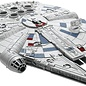 Revell-Monogram RMX Revell Star Wars Build & Play Snap-Tite Model Kit Millennium Falcon Plastic Model Kit