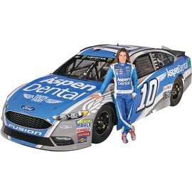 Revell-Monogram RMX Revell Aspen Dental Danica Patrick Ford Fusion 1:24 Scale Plastic Model Kit