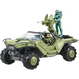 Revell-Monogram RMX Revell Halo Build & Play Snap-Tite Model Kit UNSC Warthog Plastic Model Kit