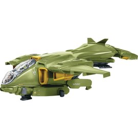 Revell-Monogram RMX Revell Halo Build & Play Snap-Tite Model Kit UNSC Pelican Plastic Model Kit