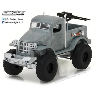 Greenlight 1941 Military 1/2 Ton 4x4 Unpainted All Terrain Series Release 5 1:64 Scale Diecast Model Car