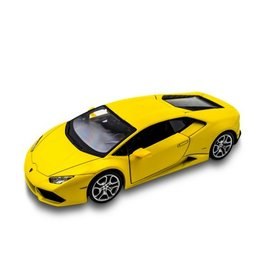 Maisto Lamborghini Huracan LP610-4 Yellow Maisto 1:18 Scale Diecast Model Car