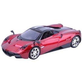Motor Max Motor Max Pagani Huayra Red 1:24 Scale Diecast Model Car