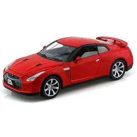 Motor Max Motor Max Nissan GT-R Red 1:24 Scale Diecast Model Car