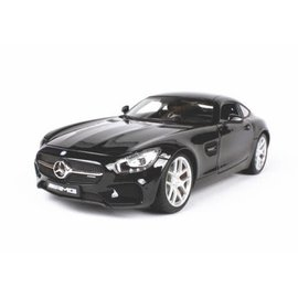 Maisto Maisto Mercedes AMG GT Black 1:18 Scale Diecast Model Car