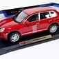 Maisto Maisto Porsche Cayenne Red 1:18 Scale Diecast Model Car