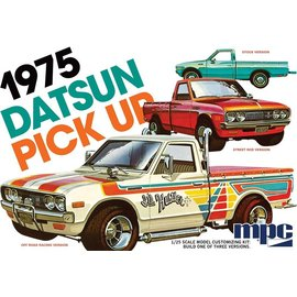MPC MPC 1975 Datsun Pickup Truck 1:25 Scale Plastic Model Kit