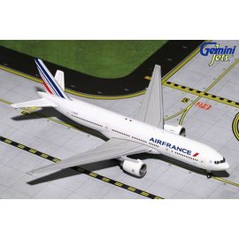 Gemini Jets Gemini Jets Air France Boeing B777-200ER 1:400 Scale Diecast Model Airplane