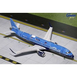 Gemini Jets Gemini Jets Jet Blue Airlines Embraer ERJ-190 1:200 Scale Diecast Model Airplane