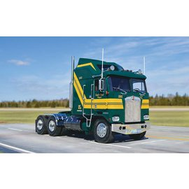 Revell-Monogram RMX Revell Kenworth K-100 Aerodyne 1:25 Scale Plastic Model Kit