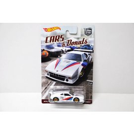 Hot Wheels Hot Wheels BMW M1 Procar White Cars And Donuts Car Culture Series 1:64 Scale Diecast Model Car