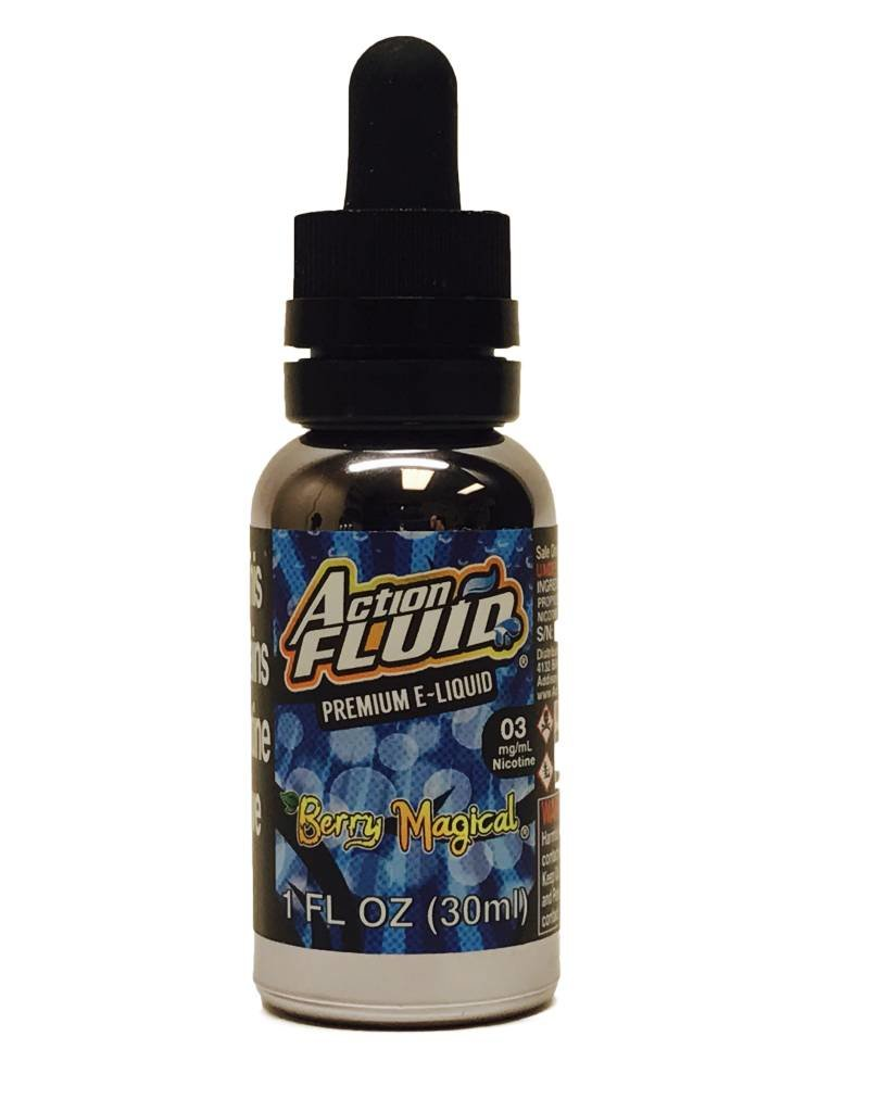 Action Fluid Action Fluid - Next Gen - Berry Magical
