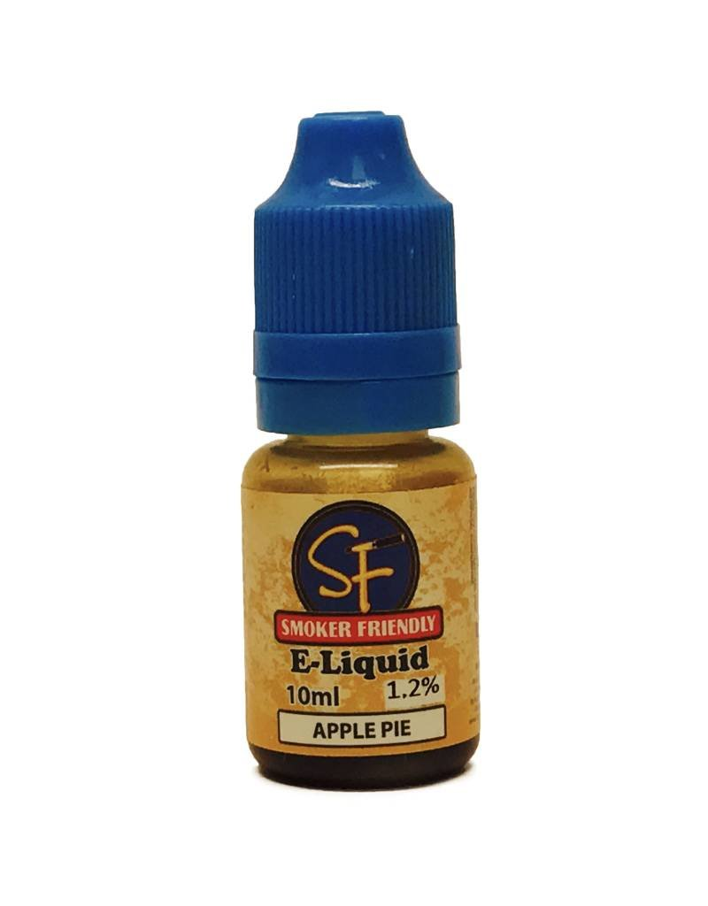 Smoker Friendly Smoker Friendly 10ml - Apple Pie