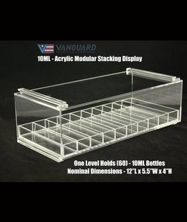 Vanguard Acrylic Modular Display - 30ML