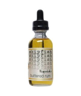 Skipfish Skipfish Eliquid - Buttered Rum