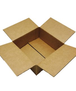 "Vanguard 25 Count Box - Box Only - 10"" x 10"" x 5"""